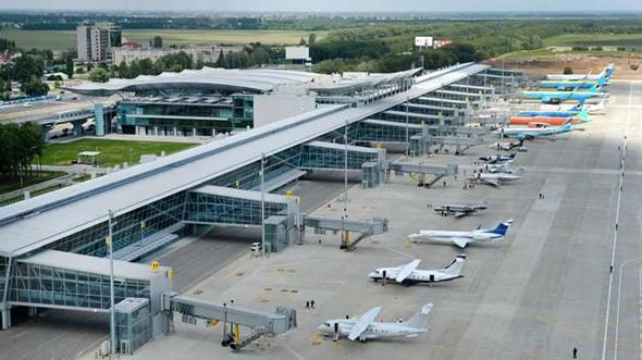 Airport: Boryspil (KBP), Kiev / Ukraine. Buy Chisinau - Boryspil flight ticket